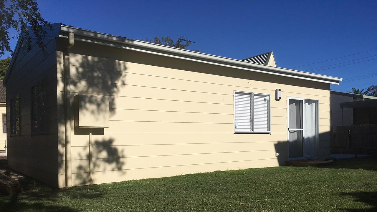 image of a shellharbour granny flat