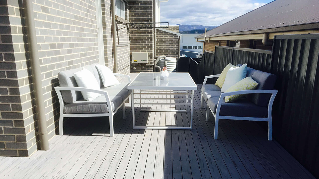 Image of outdoor decking