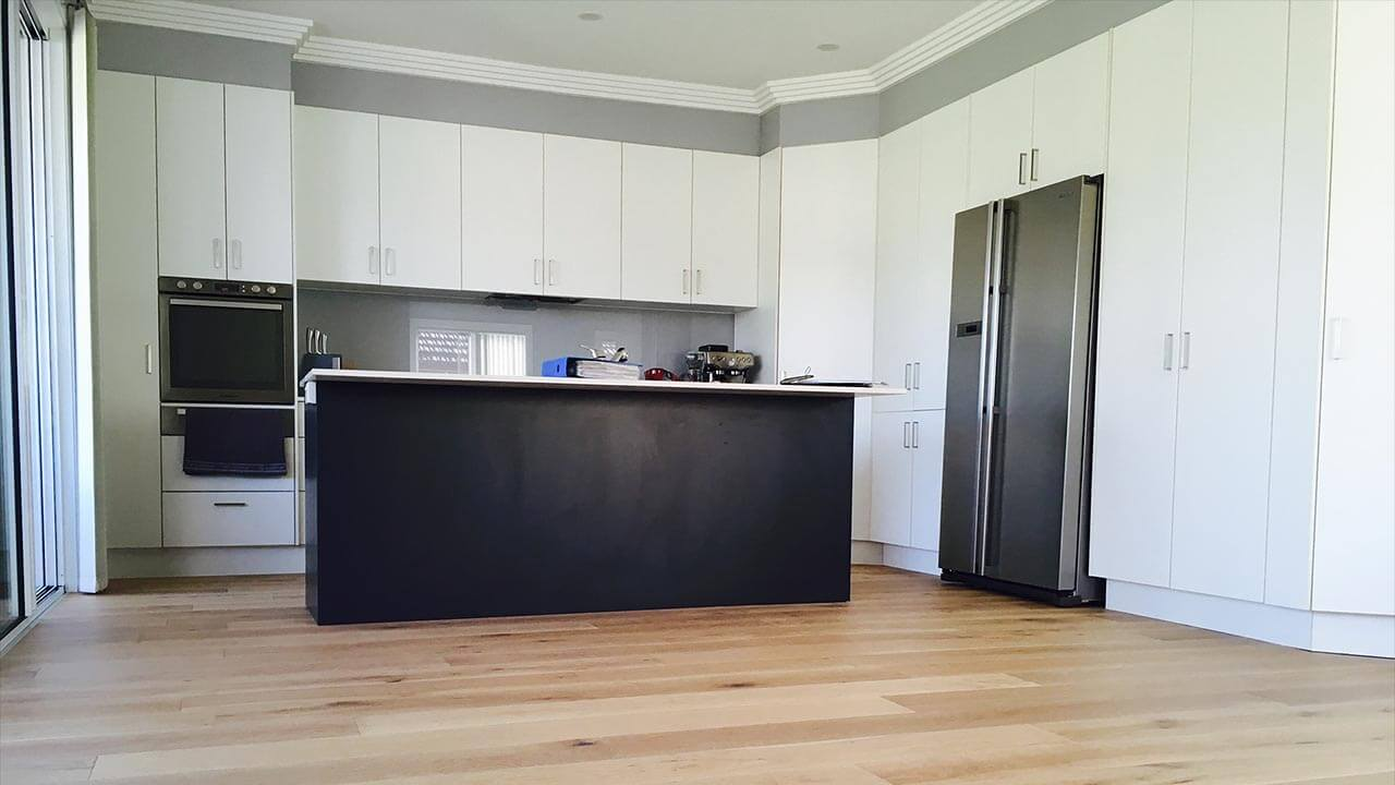 image of a Wollongong kitchen renovation