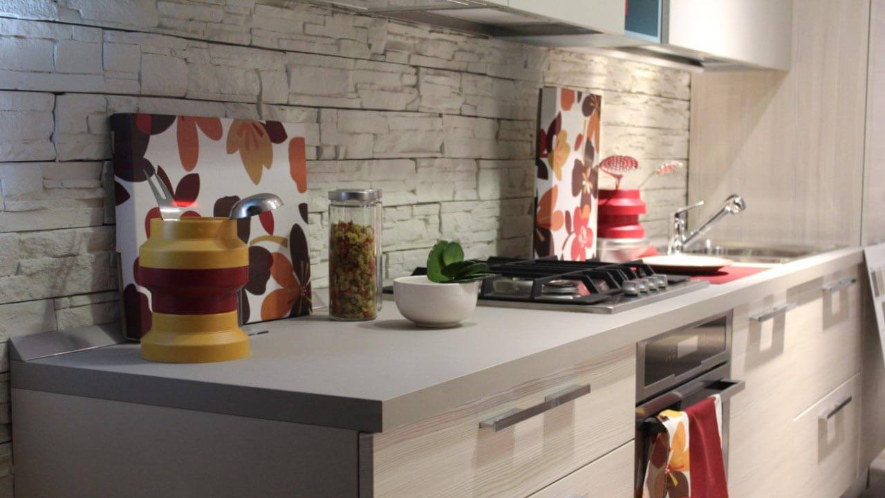 image of a simple renovation in the kitchen