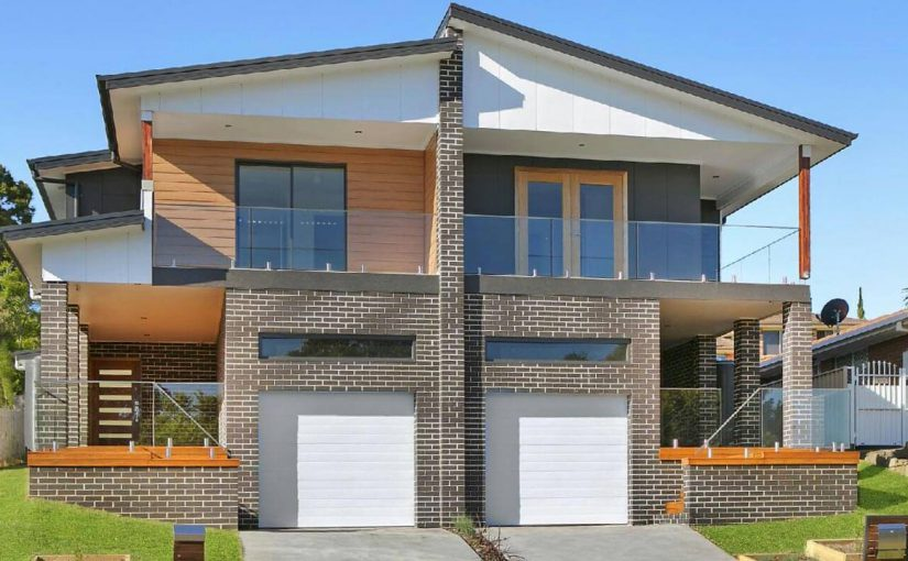 Image of shellharbour new home duplex