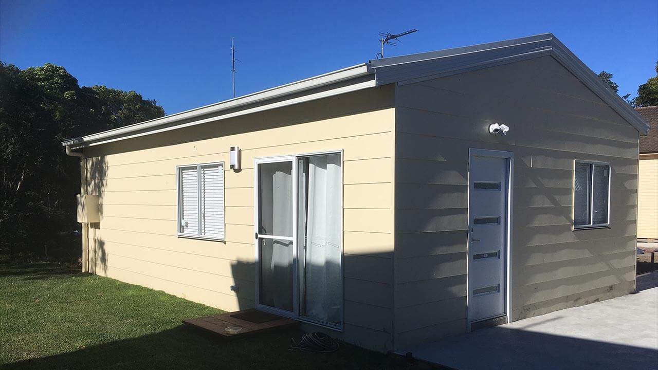1 bedroom granny flat shellharbour